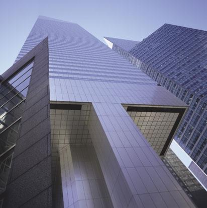 Фасады из алюминия и стекла. Проектирование, изготовление, монтаж