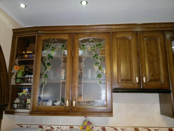 Фасады на кухню, из массива Дуба!