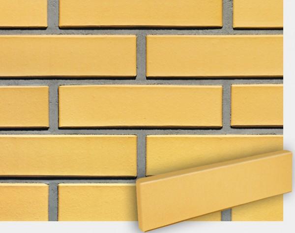 Фасадная клинкерная плитка CRH(Польша). Модель:Sahara