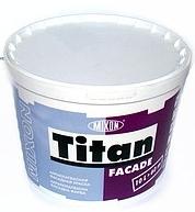 фасадная краска MIXON TITAN FACADE 2,5л. , 5л. , 10л.