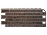 Фасадная панель Fineber Кирпич Красный 1137*470 мм. Сайдинг