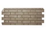 Фасадная панель Fineber Угол Кирпич Керамический 1130*463 мм. Сайдинг