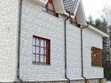 Фото  2 Фасадная панель Камень Белый 2756222