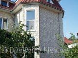 Фото  3 Фасадная панель Камень Белый 3756233