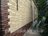 Фото  1 Фасадная панель Камень Песчаник 1756726