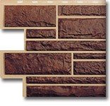 Фото  1 Фасадная панель Камень Жженый 1756213