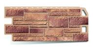 Фасадная панель под камень, кирпич, плитку. Альта-Профиль. 1,130 х 0,475 м. Гаранти 50 лет(29 цветов)