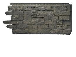 Фото  1 Фасадная панель Рваный камень Aspen 1756460