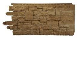 Фото  1 Фасадная панель Рваный камень Terra 1756463