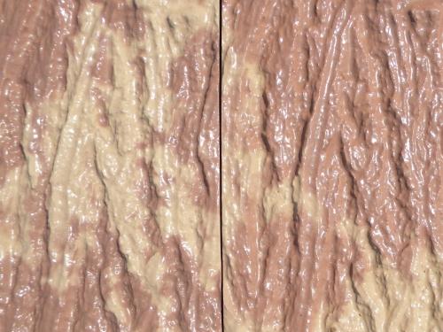 Фасадная плитка «Кора дерева», 285*190*20