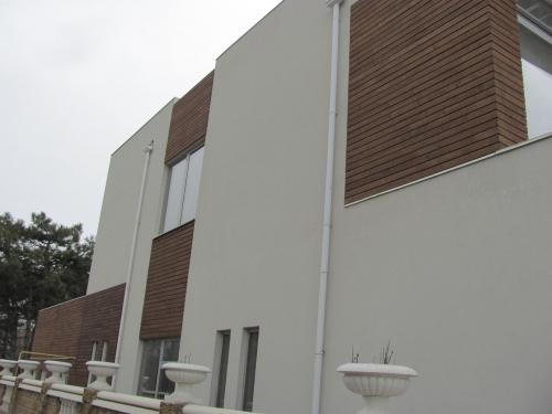 фасадная термовагонка, панель, елка