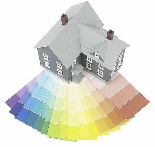 Фасадные краски Ceresit, Baumit, Kolorit, Triora всех типов, тонировка