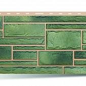 Фасадные панели Альта Профиль Коллекция Камень цвет Топаз 1130 х 470 мм.