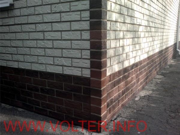 Фасадные панели камень. Сайдинг