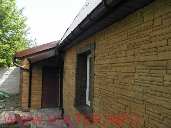 Фасадные панели Скалистый камень http://vista-don. com. ua