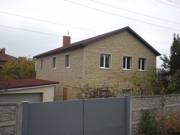 Фасадные панели в наличии в Донецке. Сайдинг