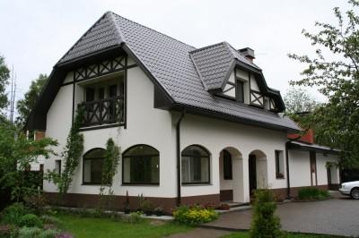 Фасадные работы (утепление фасада, покраска фасада)