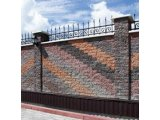 Фото  1 Фасадный камень «Рустик» Невада (стандарт) 200х50х60 мм 2035315