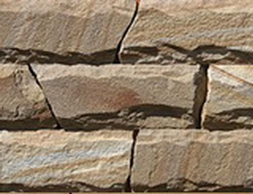 Фасадно-стеновая нарезка рустованная