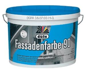 фасдная краска DUFA F90 (10л)