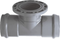 Фасонные изделия для монтажа трубопроводных сетей