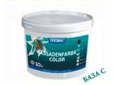 Фото  1 Fassadenfarbe Color фасадная акриловая краска, База С, 5 л 2038777