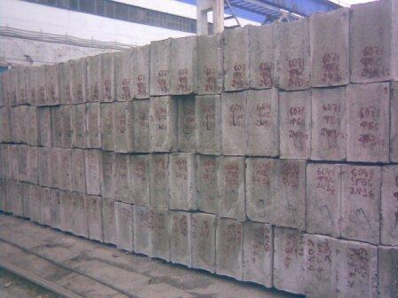 Блоки фундаментні ЗБВ в асортименті