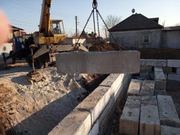 Фото 2 Продам блоки фбс, плиты перекрытия, дорожные с доставкой. мариуполь. 338878