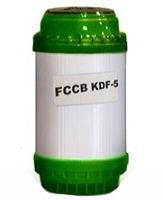 """Картридж с элементом KDF-55 и активированным углём FCСBKDF 5"""" 2 1/2"""""""