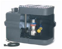 Фекальная установка SAR 100/ZX1A/40 PEDROLLO : Служит для сбора и выброса сточных вод. Объем бака 100 литров, насос сам