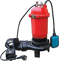 фекальный насос бытовой с измельчителем для канализации