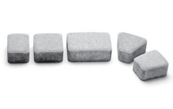 "ФЭМ ""Римский камень"", 109/78х120х60 мм, цвет Серый"