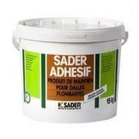 Фиксатор SADER ADHESIF (САДЕР АДЕЗИФ)— для фиксации съемных ковровых покрытий на флизелиновой подложке.
