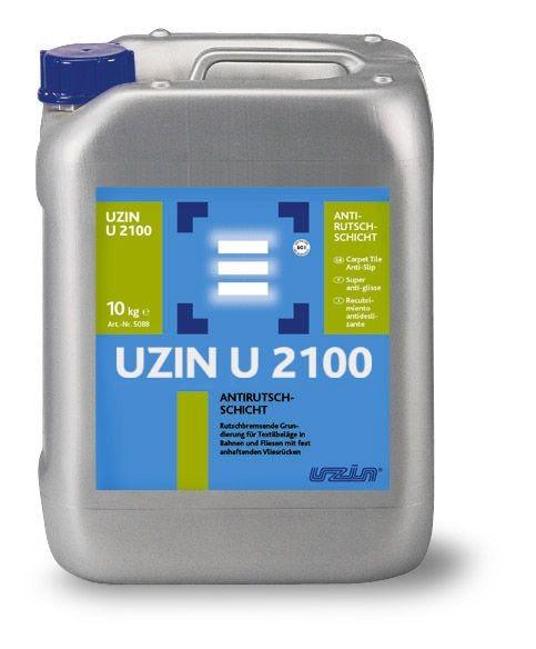 Фиксатор UZIN U 2100 для текстильных покрытий в рулонах и плитках.