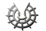 Фиксатор Звёздочка защитного слоя для вертикальной опалубки 20