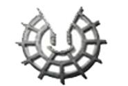 Фиксатор Звёздочка защитного слоя для вертикальной опалубки 25