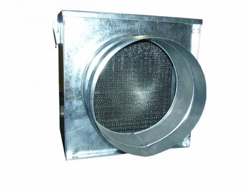 Фильтр-бокс с жироулавливающим сетчатым фильтром
