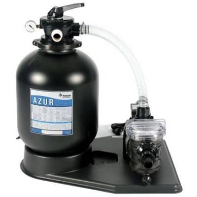 Фильтр для бассейна 375 мм, насос Swimmey 6м3/ч