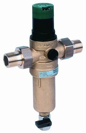Фильтр для горячей воды Хонивел FК 06-1/2» AAМ