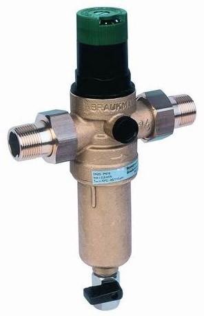 Фильтр для горячей воды самопромывной с редуктором (FK 06 1/2 AAM)