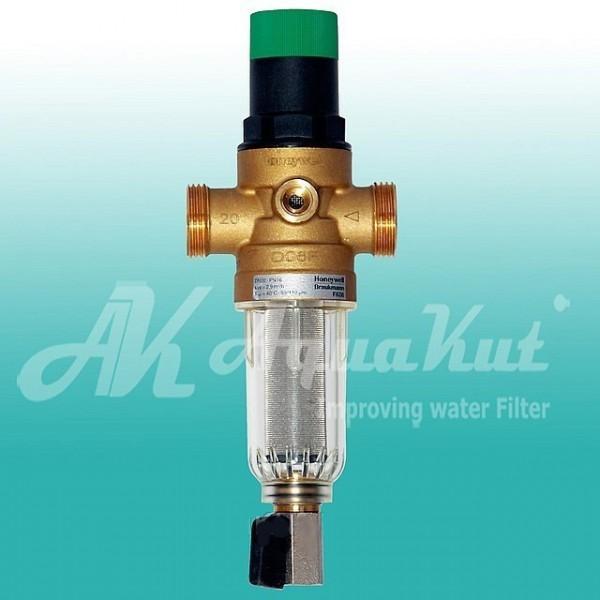 Фильтр для холодной воды самопромывной с редуктором (FK 06 1/2 AA)