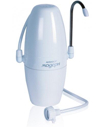 Фильтр для питьевой воды Аквафор Модерн 1