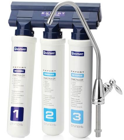 Фильтр для питьевой воды Барьер Expert Standart