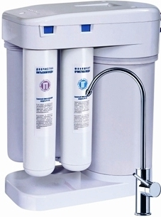 Фильтр для воды бытовой Аквафор Марион-Осмо на основе обратного осмоса