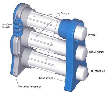 Фильтр для воды высокой производительности MERLIN