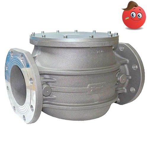 Фильтр газовый фланцевый Ду80 Ру0,2мПА FF09 Madas cKIT MD DPG 1.5