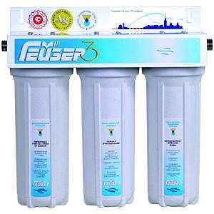 Фильтр Гейзер 3 ИВЖ Люкс для защиты от разного рода загрязнений в жесткой воде.