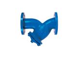 Фото  1 Фильтр осадочный для воды фланцевый чугунный, PN16 ДУ100 2148090