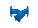 Фото  1 Фильтр осадочный для воды фланцевый чугунный, PN16 ДУ300 2147759