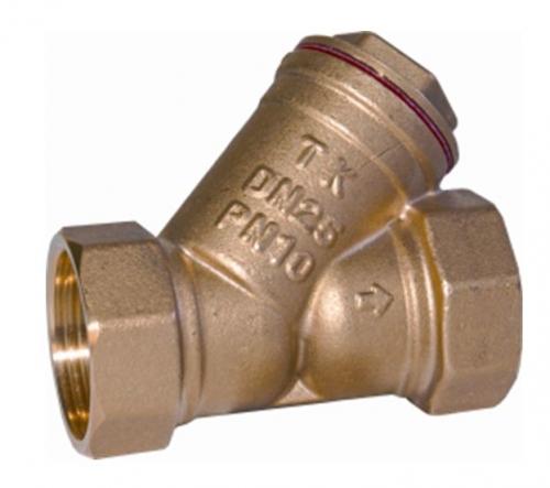 Фильтр осадочный муфтовый Ду15 Ду50